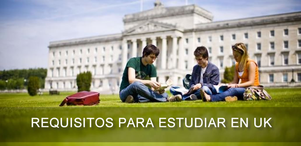 Requisitos para estudiar en UK