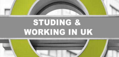 Estudiar y trabajar en UK