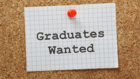 Seeking Graduate Employment? Six Simple Tips